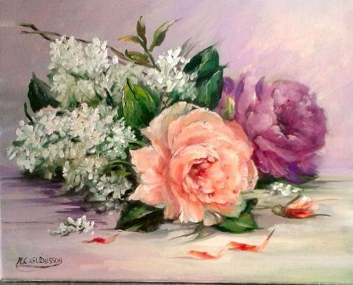 Bien-aimé et roses US47